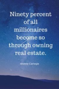 Millionaires and Real Estate